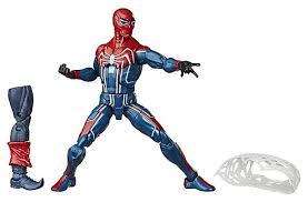<b>Фигурка Hasbro Marvel Gamerverse</b>: Человек-Паук E8121 ...