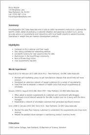 professional gnc sales associate templates to showcase your talent    resume templates  gnc sales associate