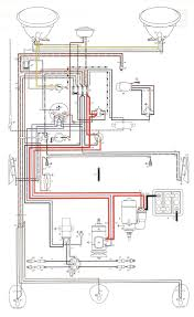 volkswagen beetle wiring diagram wiring diagrams 1969 vw coil wiring exles and instructions