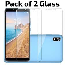 POPIO Tempered Glass for <b>Redmi</b> 7A ; <b>Redmi</b> 6A ; <b>Redmi 6</b> ...