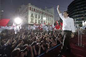 la coalition des partis de gauche a remporté les législatives en grèce: Syriza au pouvoir