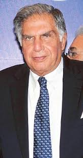 Tata Group chairman Ratan Tata, left, and corporate lobbyist Nira Radia. The department is probing if it was leaked by any service provider, it said. - article-0-1189F8D5000005DC-699_224x423