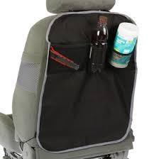 <b>Накидка защитная на спинку</b> сиденья Siger Safe-1, с карманами ...