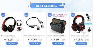 <b>V9 Bone</b> Conduction Bluetooth Headphones Earphone Stereo ...