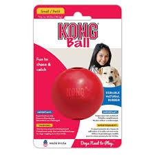 ВСЁ > <b>Игрушка KONG Classic</b> Мяч купить в интернет-магазине