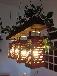 grater lights cheap diy lighting