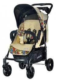 <b>Прогулочная коляска Everflo Safari</b> Е-230 Luxe (<b>Эверфло Сафари</b> ...