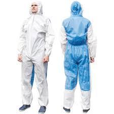 Комбинезон защитный <b>Jettools</b> размер XL синий купить в ...