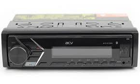 <b>Автомагнитола</b> ACV AVS-817BMS 1DIN (<b>Цвет</b>: <b>Black</b>)