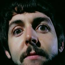 Paul McCartney moustache Let's Not Get Carried Away