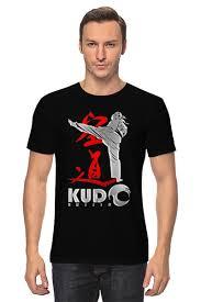 <b>Футболка классическая</b> Kudo Russia #609617 от andreylov по ...