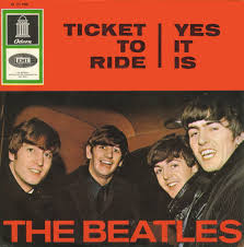 beatles the ticket to ride d great song flickr the ticket to ride d 1965 by affendaddy