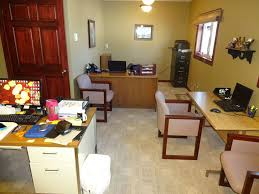 this is a very accessible space it is perfectly set up for a small business in need of some office space access to break room and bathroom as well accessible office space