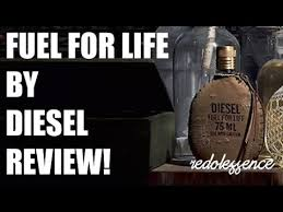 <b>Fuel For Life</b> by <b>Diesel</b> Fragrance / Cologne Review - YouTube