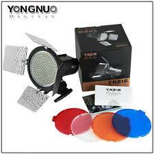 Освещение камеры <b>YONGNUO</b> - огромный выбор по лучшим ...