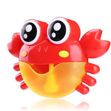 Lovely <b>Funny Baby Bath Toy</b> Bubble Crabs Music Bath Bubble ...