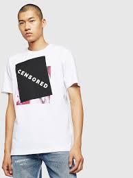 <b>Mens T</b>-<b>shirts</b>: logo, graphics | Diesel Online Store US