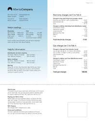 utilities consumer advocate understanding your bill sample bill page 2