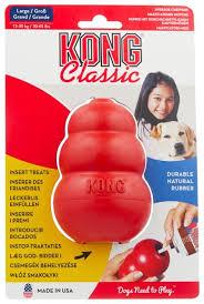 <b>Игрушка</b> для собак <b>KONG Classic</b> L (T1) — купить по выгодной ...