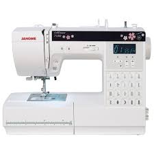 Характеристики модели <b>Швейная машина Janome Art</b> Decor ...