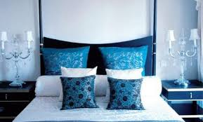 contemporary bedroom designs for girls blue blue white contemporary bedroom interior modern