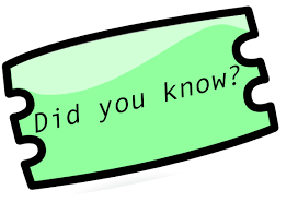 Image result for did you know icon png