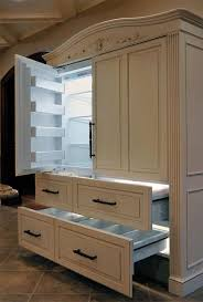 upper kitchen cabinets pbjstories screenbshotb: now this my friends is a refrigerator i would love to have if you were a chefcan you imagine this in your kitchen or had a catering business omg
