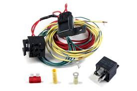 wiring an electric cooling fan holley efi parts 534 134 electric fan relay wiring kit documents holley com 199r10158rev pdf relay wiring kit instructions these instructions illustrate the