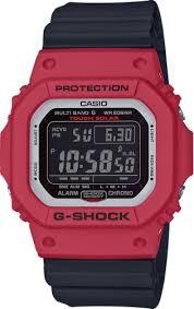 Наручные <b>часы CASIO GW</b>-<b>M5610RB</b>-<b>4ER</b> — купить в интернет ...