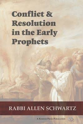 Library Book Talk  | Rabbi Allen Schwartz on Conflict and Resolution in the Early Prophets