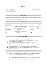 technical resumes for freshers equations solver cover letter sle resumes for freshers