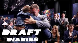 Mitchell Trubisky 2017 NFL Draft Journey All-Access   Chicago ...
