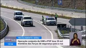 Operação Recolhimento-geral em Bragança