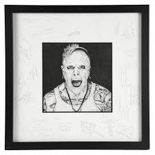 <b>Keith Flint's</b> personal effects to be auctioned by Cheffins