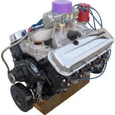 marine crate engines shipping speedway motors blueprint mbp4960ctc gm 496 dressed marine engine cast iron heads