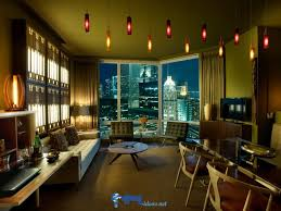 living room lighting living room with pendant lamps in red and orange best lighting for living room