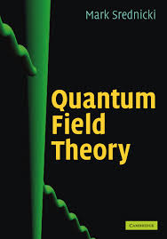 physics relativistic quantum field theory errata and a prepublication draft of the text can be found at physics ucsb edu ~mark qft html
