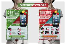 christmas business promotions flyer printable christmas business promotions flyer