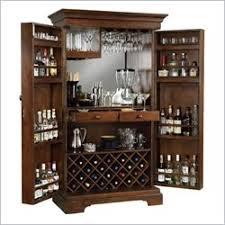 howard miller sonoma hide a bar cabinet at home bar furniture