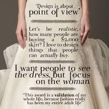 Quotes by Vera Wang @ Like Success