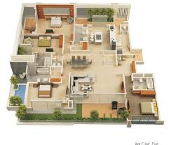 3d house designs and floor plans decorate ideas fresh awesome 3d floor plans