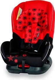 <b>Автокресло</b> Bertoni <b>LB 303 Concord 0-18</b> кг. Черно-красный ...