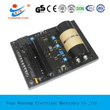 Automatic <b>Voltage Regulator</b> Controlled Electrical Generator <b>Gavr</b> ...