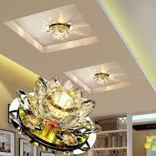 <b>LAIMAIK</b> Crystal <b>LED Ceiling Light</b> 3W AC90-260V Modern <b>LED</b> ...