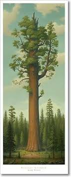 "<b>Mark Ryden</b> ""<b>General Sherman</b>"" Sequoia Giant Forest Hikers ..."