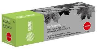 <b>Картридж cactus CS-C045HBK</b> — купить по выгодной цене на ...