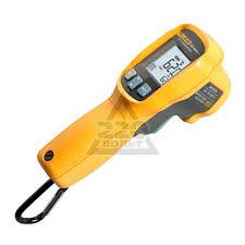 <b>Пирометр</b> (термодетектор) <b>Fluke 62 max+</b> - цена, видео, фото и ...