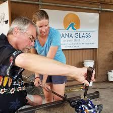 Maui Hawaii Glass Blowing   <b>Hand Blown Glass</b> Art Made on Maui