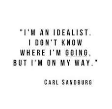 CARL SANDBURG on Pinterest   Poetry, Harvest Moon and Chronic Pain via Relatably.com