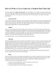 sample resumes for part time jobs resume one job curriculum cover gallery of cover letter part time
